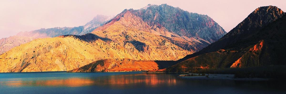 Kyrgyzstan and Tajikistan